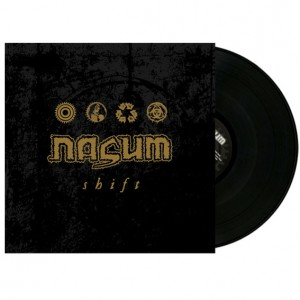 NASUM - Shift - LP 12""
