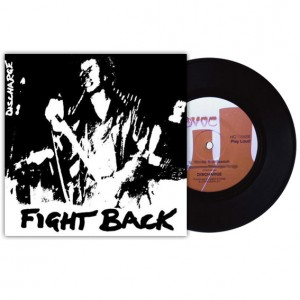 DISCHARGE - Fight Back - EP 7""