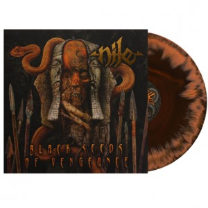 NILE - Black Seeds Of Vengeance - LP 12""