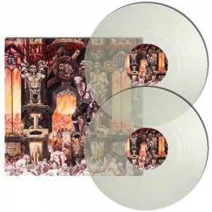 "CANNIBAL CORPSE - Live Cannibalism - 2LP 12"" - LP 12"""