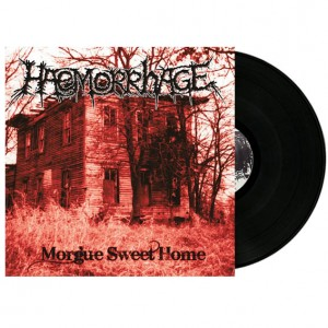 HAEMORRHAGE - Morgue Sweet Home - LP 12""