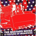 THE BASTARD NOISE -  A Culture of Monsters - CD (digipack)