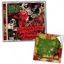 RANCID FLESH - Pathological Zombie Carnage - CD + Adesivo