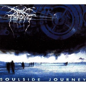 DARKTHRONE - Soulside Journey – CD (digipack)