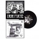 IRRITATE / FETUS EATER - Split- EP 7""