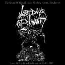 LAST DAYS OF HUMANITY / NECROCANNIBALISTIC VOMITORIUM - Split - CD
