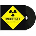 EXTREME NOISE TERROR / CHAOS UK - Radioactive (split) - LP 12