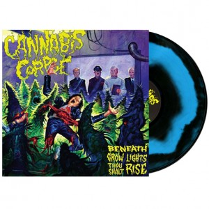 CANNABIS CORPSE - Beneath Grow Lights Thou Shalt Rise - LP 12""