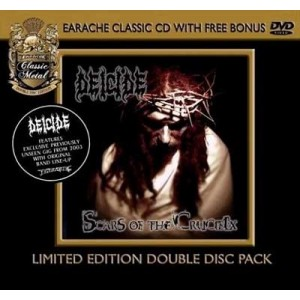 DEICIDE - Scars of the Crucifix - CD+DVD