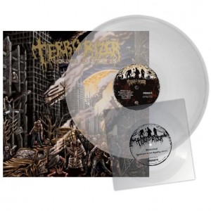 "TERRORIZER - Hordes of zombies - LP 12"" + EP 7"" (Flexi)"