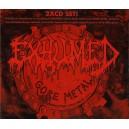 EXHUMED - Gore Metal - A Necrospective 1998-2015 - 2CD (Versão censurada)