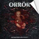 ORRÖR - Monstro Brasilis - Adesivo