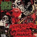 RANCID FLESH - Pathological Zombie Carnage - CD