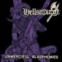 HELLSCOURGE - Unmerciful Blasphemies - CD